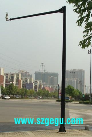 湖南监控立杆,长沙监控立杆,湘潭监控立杆,常德监控立杆