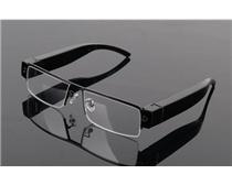 超薄720P平光(左边镜头)摄像眼镜DV(拍摄不闪)1小时