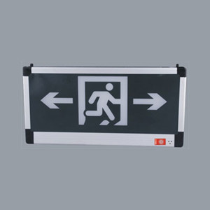 应急疏散指示灯