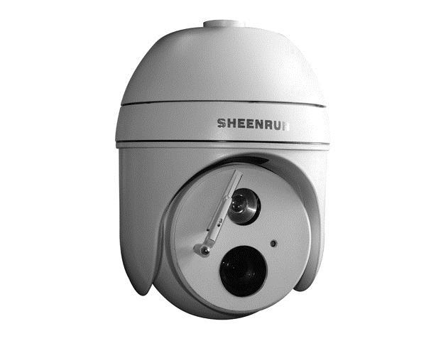 神戎SHR-HDLV311高清激光高速球 平安城市监控摄像机
