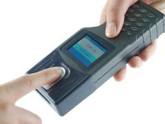 化工专用指纹巡检系统