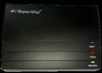 2.4G有源RFID门禁读卡器