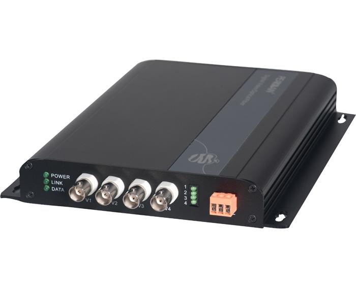 PETRV2系列数字视频/数据光端机