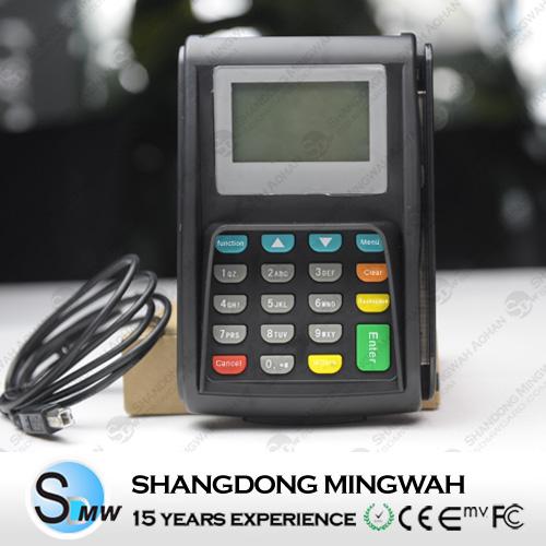 三合一读卡器 磁条卡/接触式IC卡/非接触式IC卡读卡器