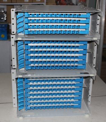 odf48芯光纤配线架 - odf48芯光纤配线架
