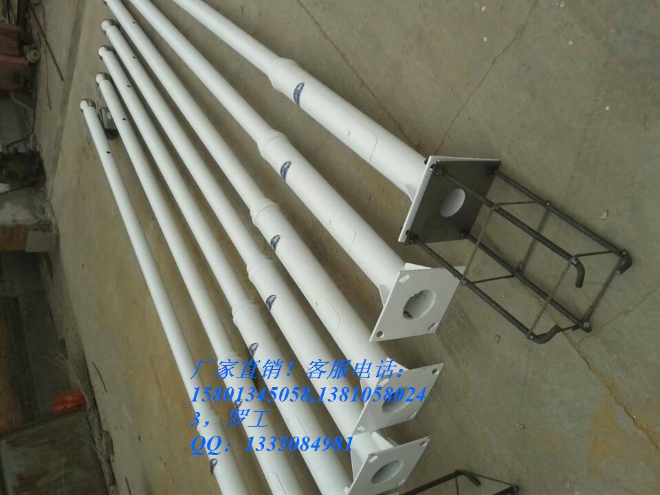 天津监控杆-天津道路监控立杆-摄像机立杆厂家--香河立杆厂