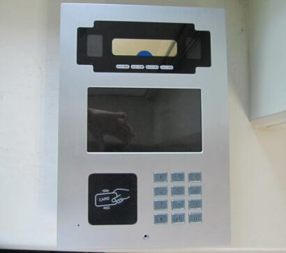 嵌入式虹膜识别考勤机HY-iris818ET系类考勤机 门禁机