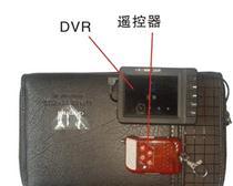 双镜头暗访包。红外双镜头暗访包,一键遥控录偈