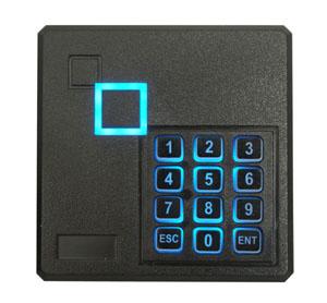 密码键盘读卡器