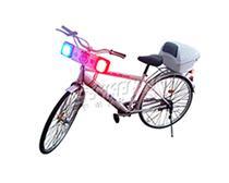 警用单速自行车