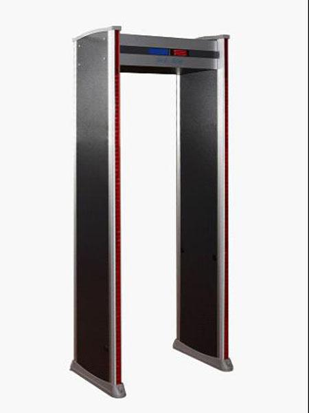兵工BG-A005 LCD数码金属探测门(安检门)