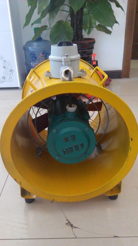 国产SFT手提式作业防爆型轴流风机