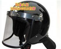迷彩防暴头盔,带面罩防暴头盔
