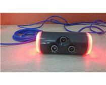 前置式超声波车位探测器 车位引导系统