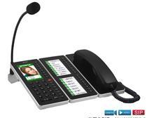 IP网络可视寻呼话筒组合