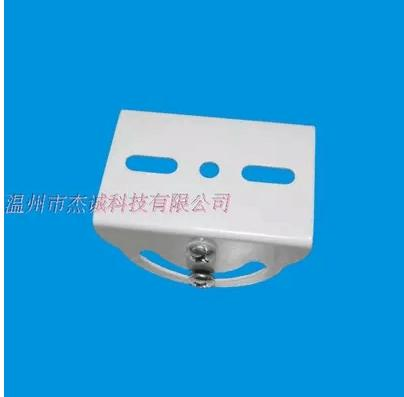 监控配件 监控器支架鸭嘴 安防支架万向节 摄机机鸭嘴夹