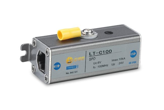 LT-C100系列网络信号防雷器