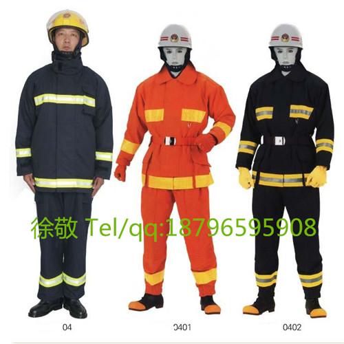 优质新款消防员灭火防护服