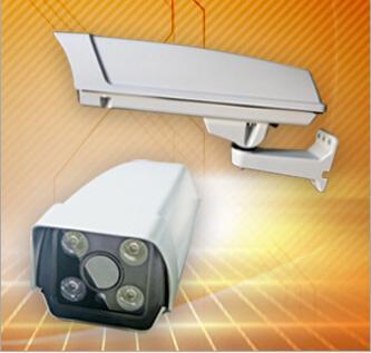 火眼臻睛车牌识别智能车牌识别系统 2.8-12mm电动镜头高清车牌识别摄像机