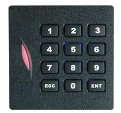 郑州中控KR102E/M门禁读卡器 密码读卡器