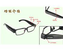 平光眼镜摄像机