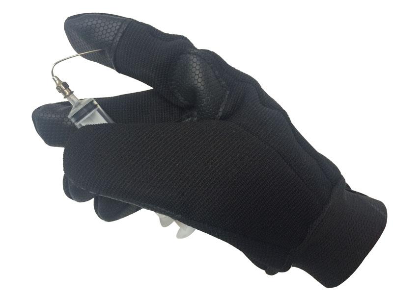 格斗者 通过公安部认证 防刺手套 防刺穿手套 防毒针刺手套 防割防刺手套 防艾药箱配套手套