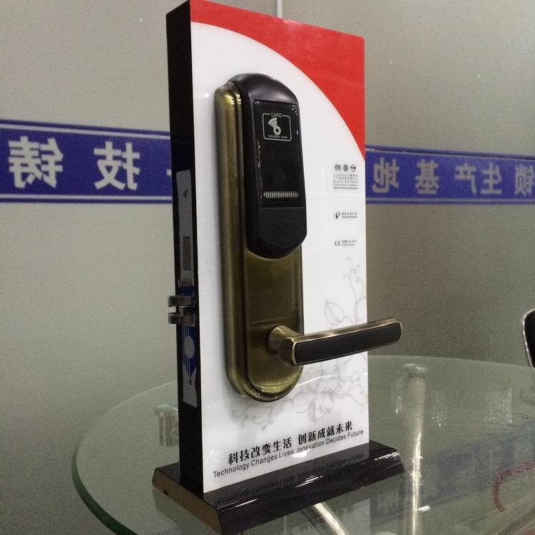 公寓刷卡锁,公寓电子门锁,公寓磁卡锁