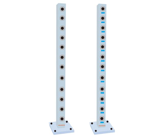 威海有卖艾立富厂家12光束300米激光对射探测器