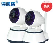 第二代网络监控通话报警摄像机(摇头机)
