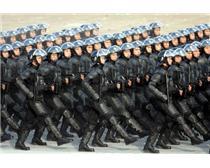 警用防暴盔甲服