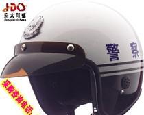 【巡逻警用摩托车头盔】