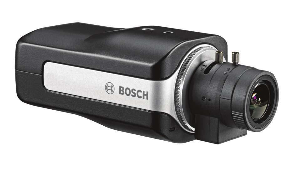 博世网络高清枪式摄像机