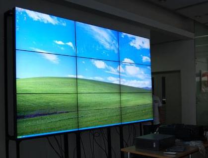厂家直销46寸液晶拼接屏河南专业拼接工程LED高清显示墙供应商