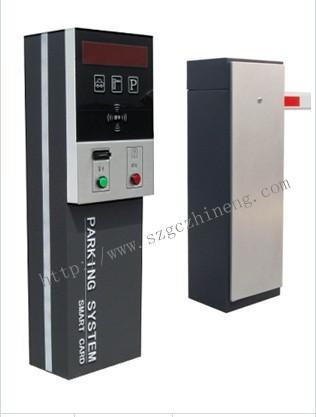 停车场票箱 道闸收费系统 出入口机箱 IC刷卡票箱收费吐卡机