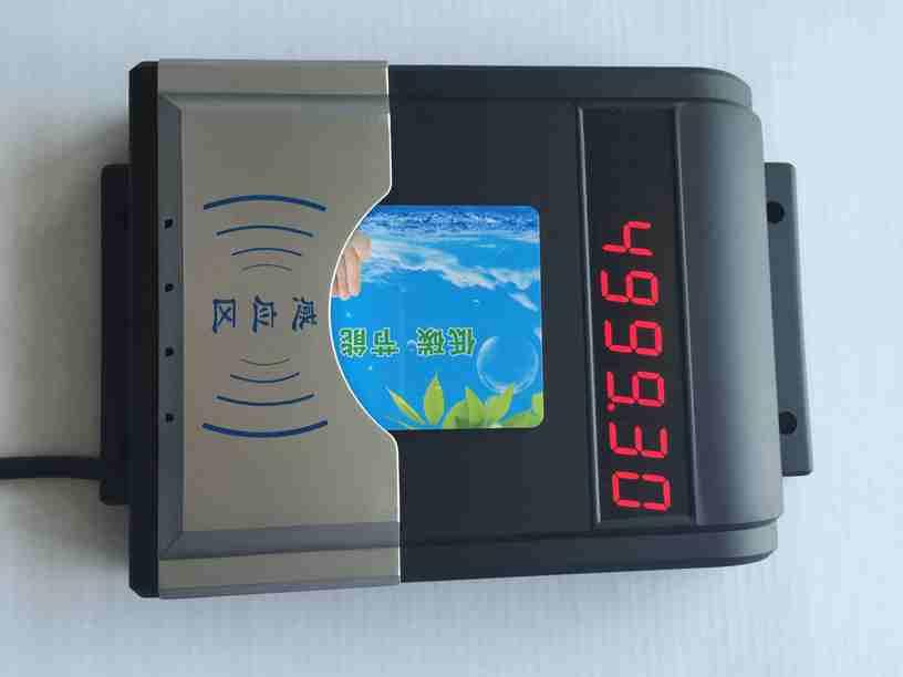 供应澡堂刷卡机澡堂水控一体机感应卡水控器
