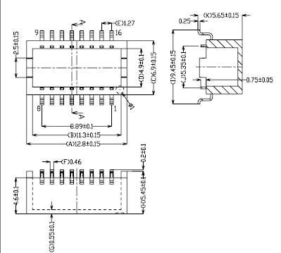 离滤波网络变压器