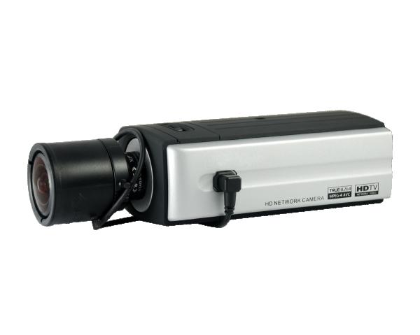210万像素星光级超低照度高清固定枪型网络摄像机
