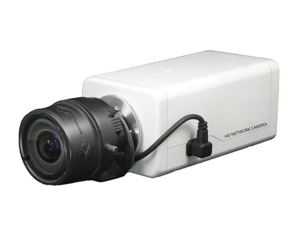 1080P 全功能智能高清低照固定枪式网络摄像机