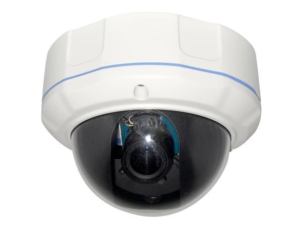 1.3MP防暴半球型智能高清超低照网络摄像机