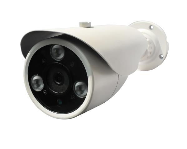 1.3MP/2MP/3MP低照度高清红外子弹型网络摄像机