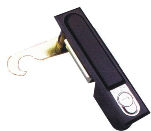 智能无源机柜锁