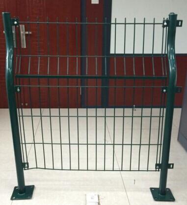 金华高速护栏网/双边丝护栏网厂护栏网/厂区护栏网厂家