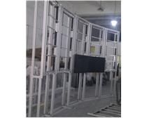 2X7前维护裸屏液晶拼接铝合金支架监控安防深圳厂家
