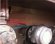 石油油罐车在途监管RFID阀门电子锁