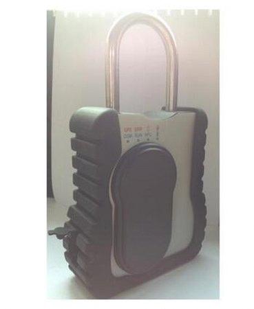 集装箱防盗锁