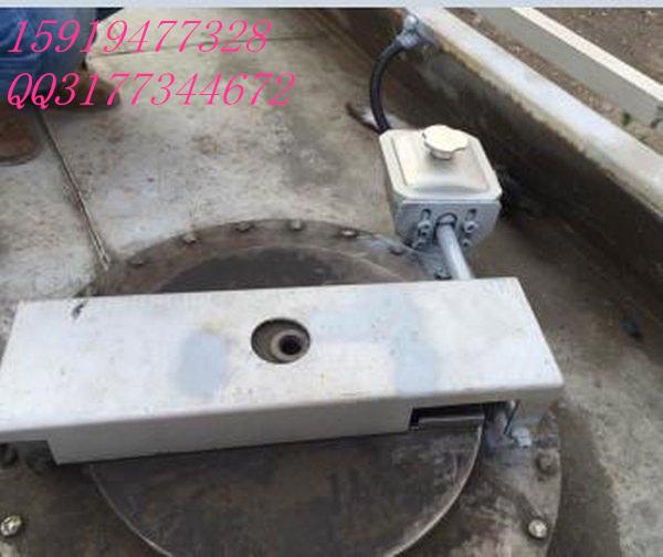 油罐车电子定位监管人孔盖锁
