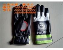 防水透气交警反光手套
