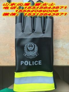 优质进口交警反光手套