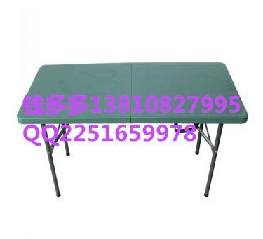 新材料野战折叠作业桌椅 野战折叠桌椅