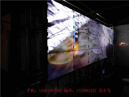 如何根据墙体面积设计创视新液晶拼接屏幕规模
